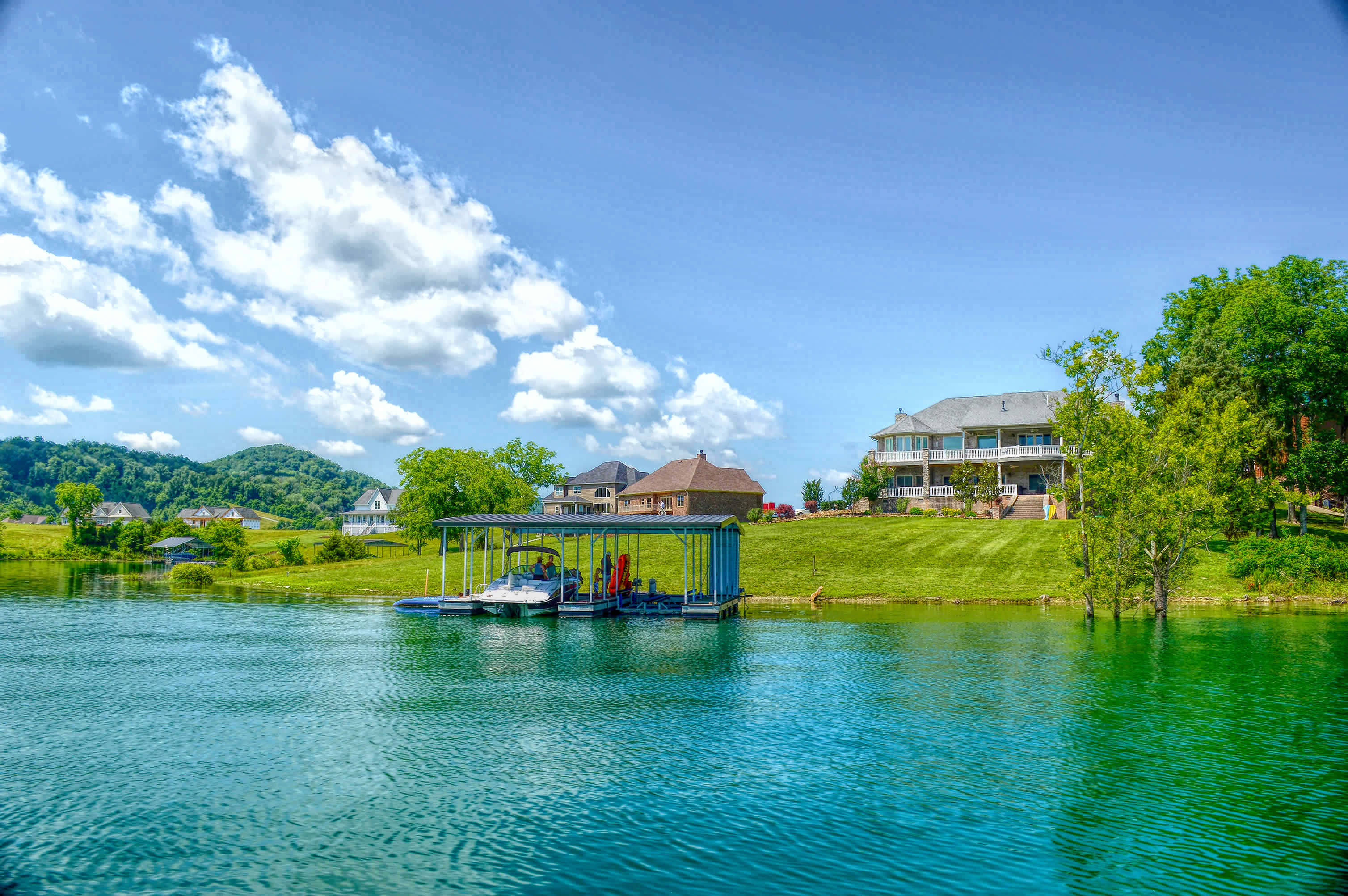 Sunset Bay Homes for Sale on Norris Lake